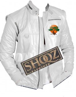 Karate Kid Cobra Kai Miyagi Do Bomber Leather Jacket