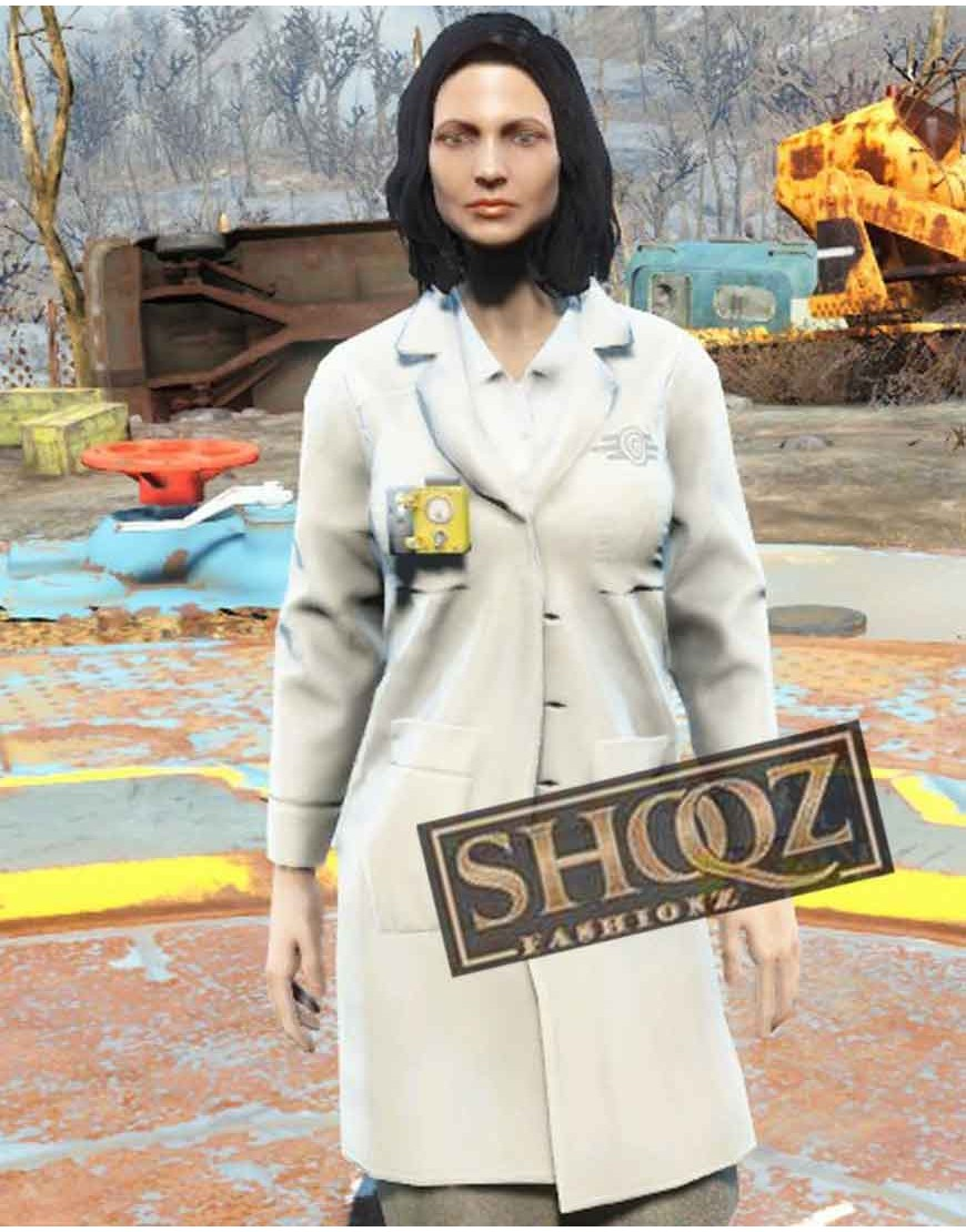 Fallout 4 Vault Tec Lab Long Coat
