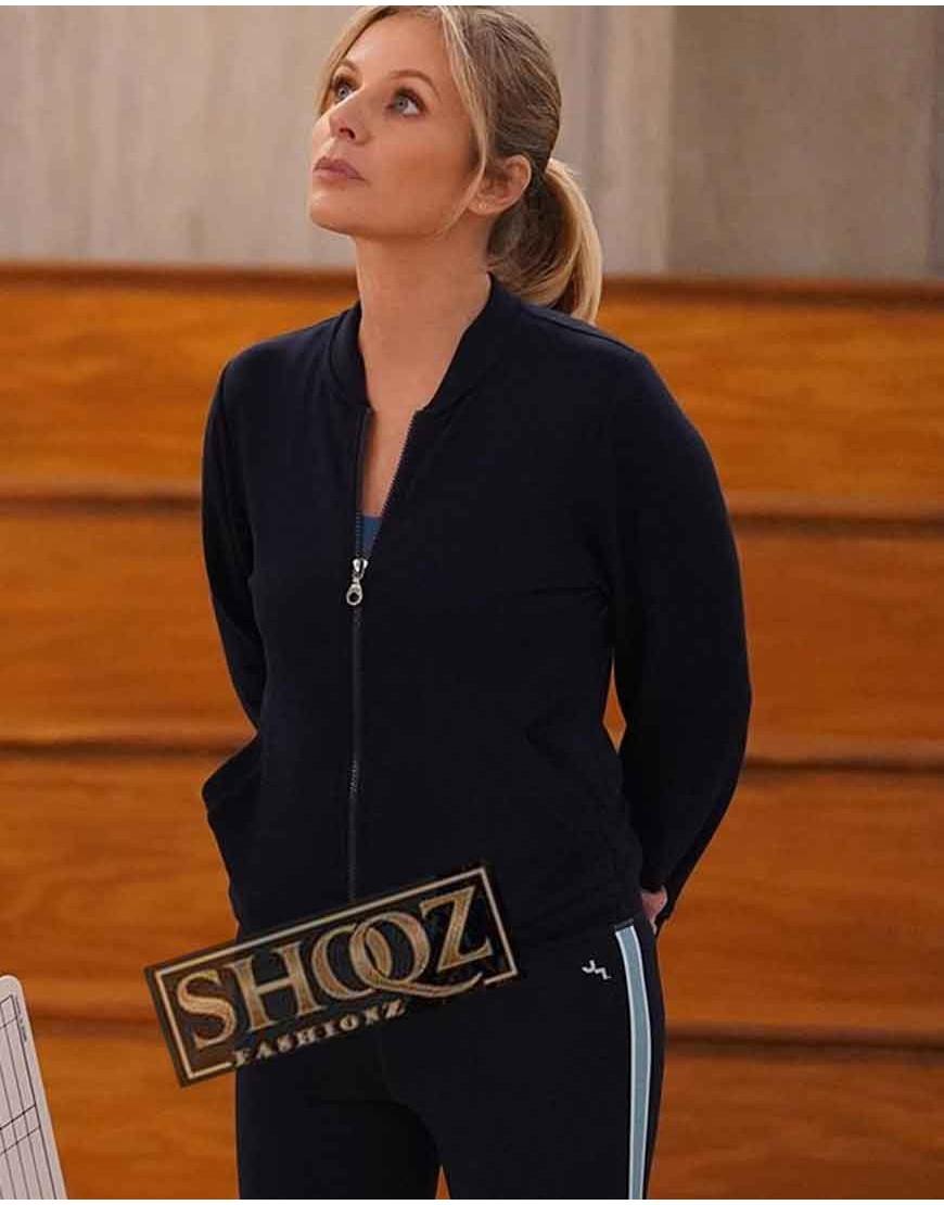 Big Shoot Jessalyn Gilsig (Holly Barrett) Jacket