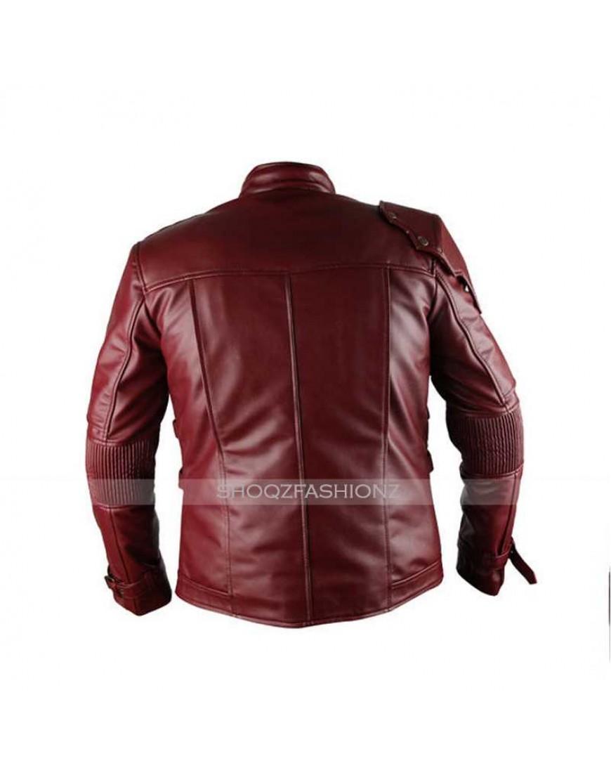 Chris Pratt Guardians of the Galaxy 2 Star Lord Jacket