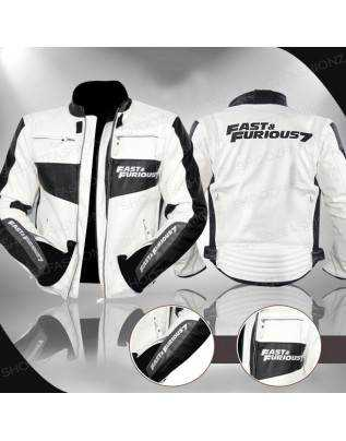 Fast and Furious 7 Dominic Toretto Vin Diesel Jacket