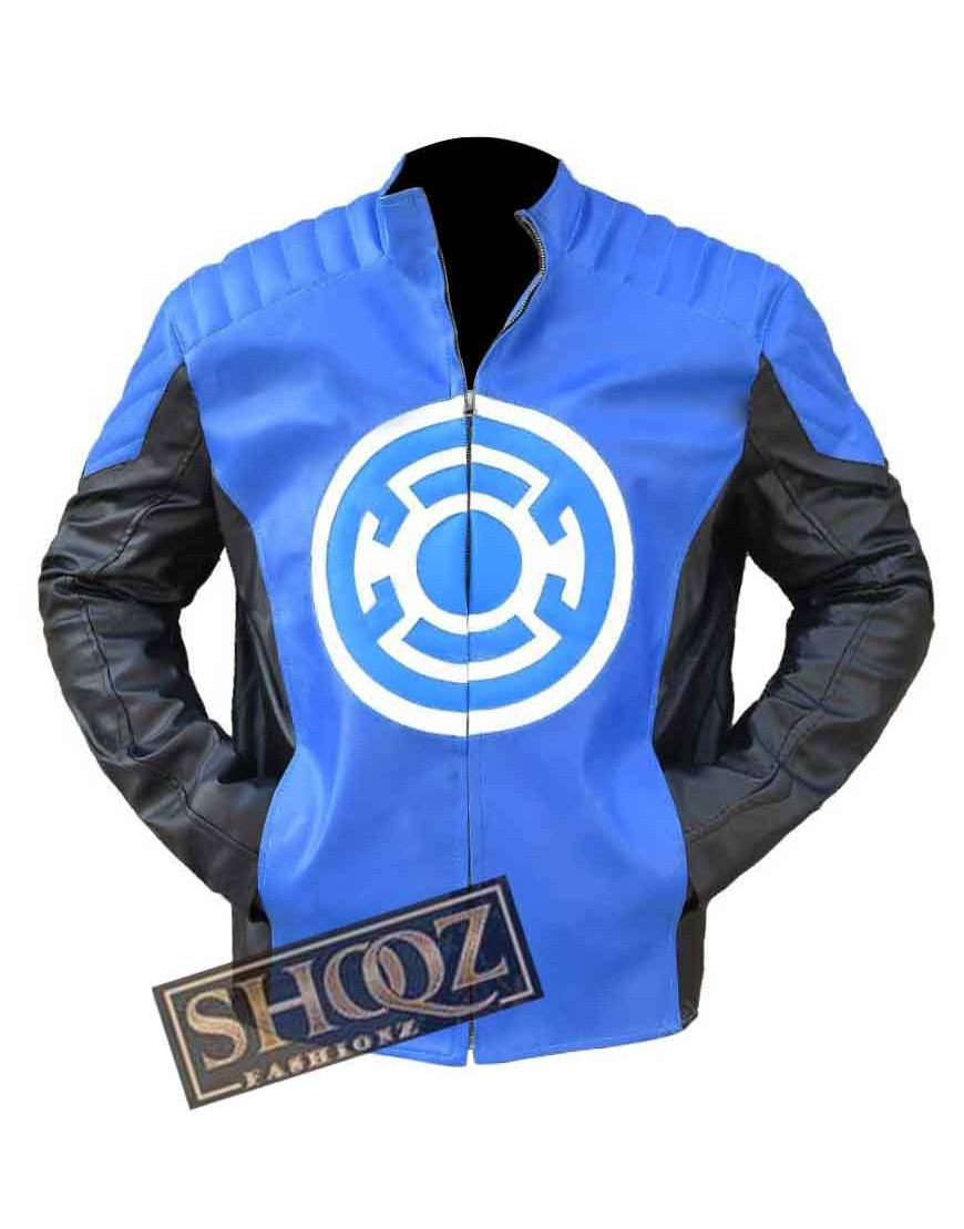 Blackest Night Barry Allen (Grant Gustin) Jacket