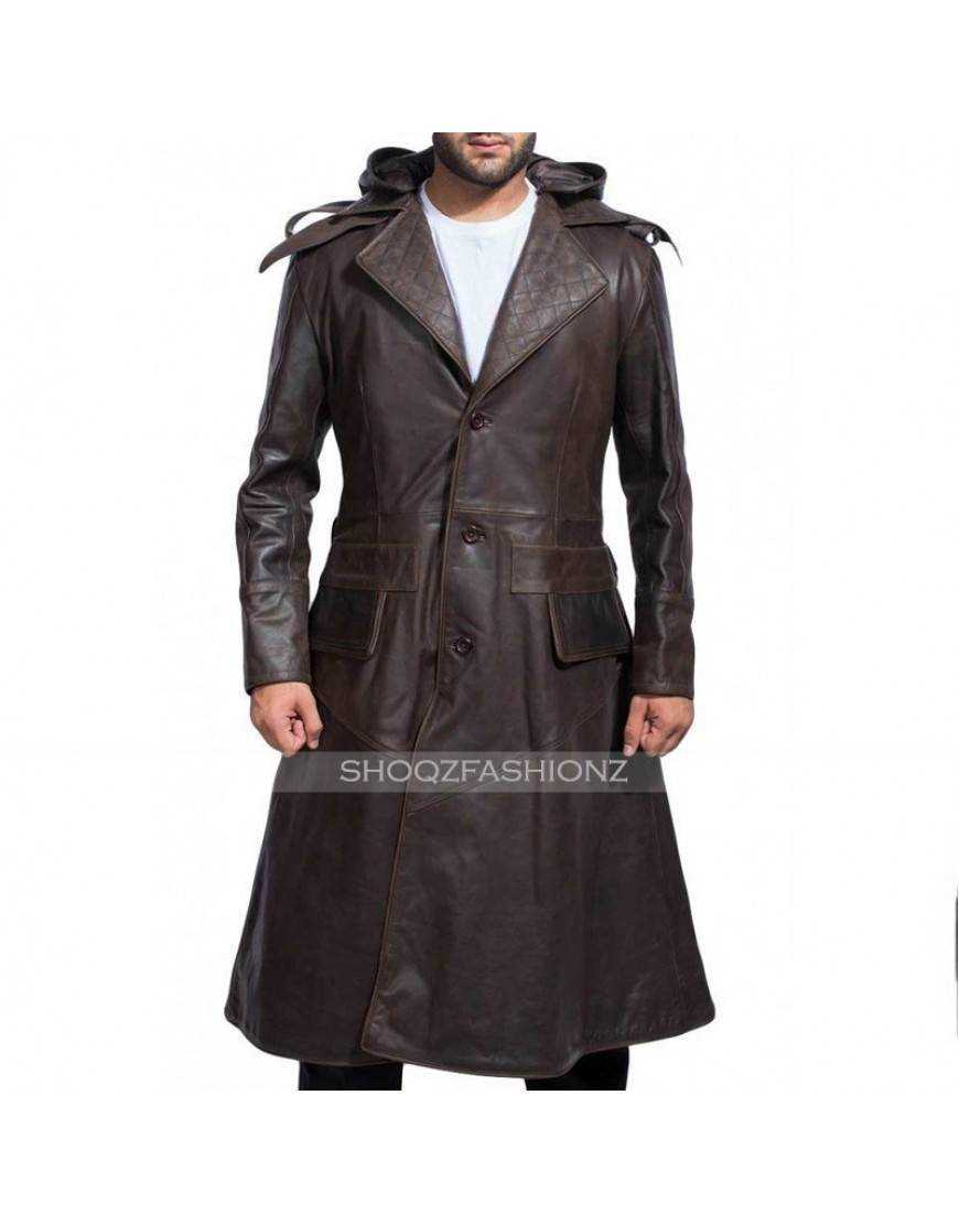 Assassin's Creed Syndicate Jacob Frye Leather Coat