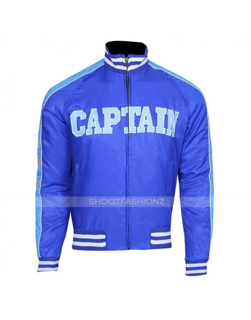 Suicide Squad Captain Boomerang Jai Courtney Jacket