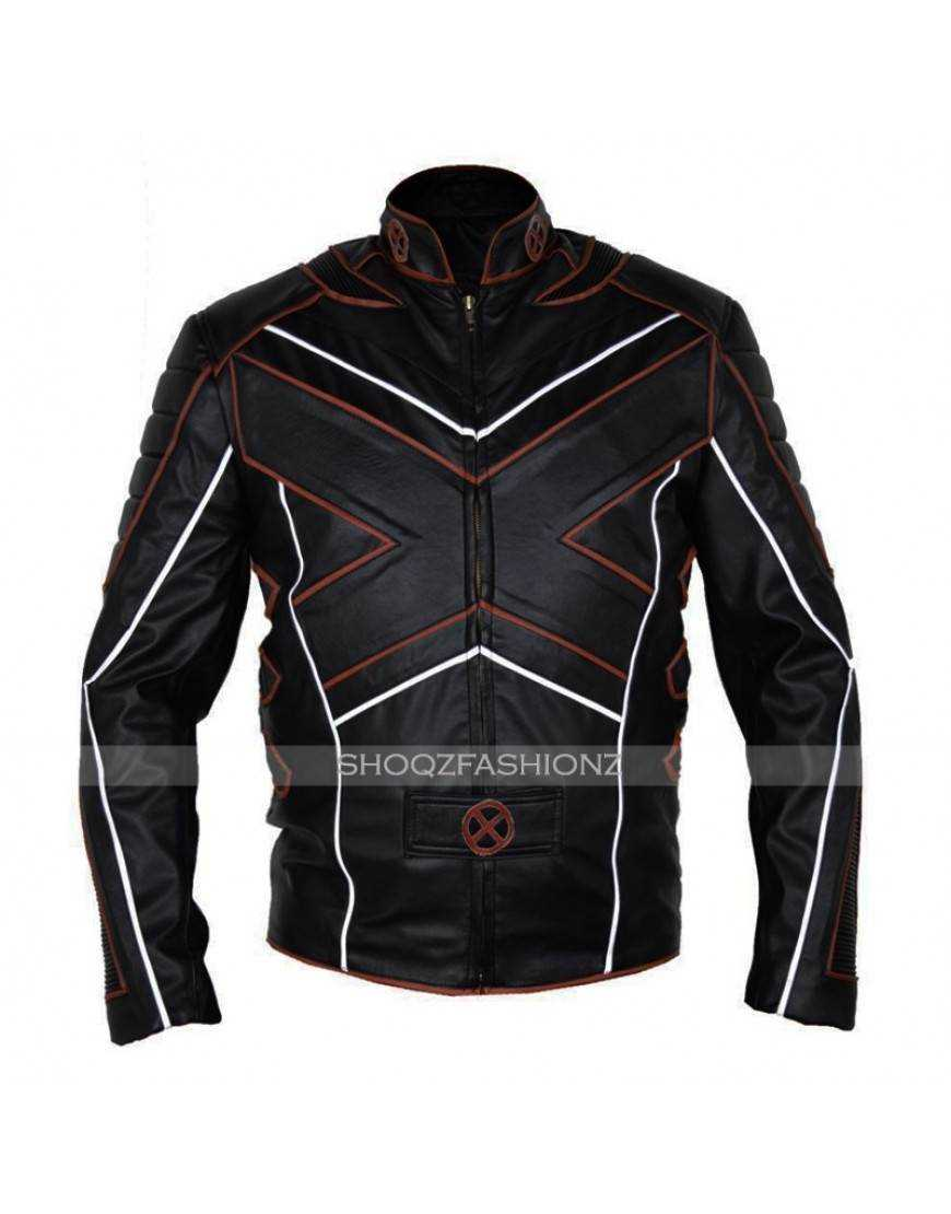 X Men 3 Wolverine Last Stand Leather Jacket