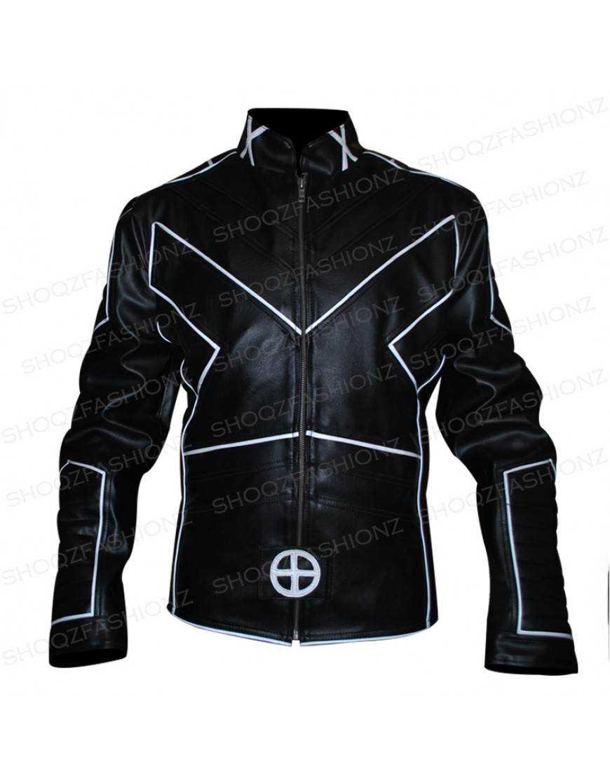 X Men Wolverine Special Black Leather Jacket