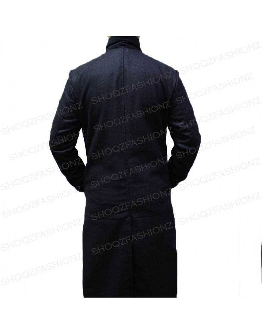 Matrix Reloaded Neo Trench Coat