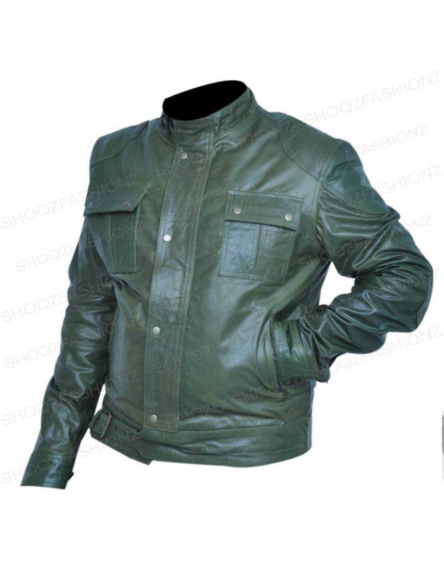 Wanted James McAvoy Green Jacket